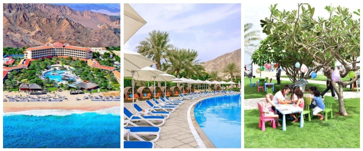 Fujairah Rotana Resort & Spa 5*