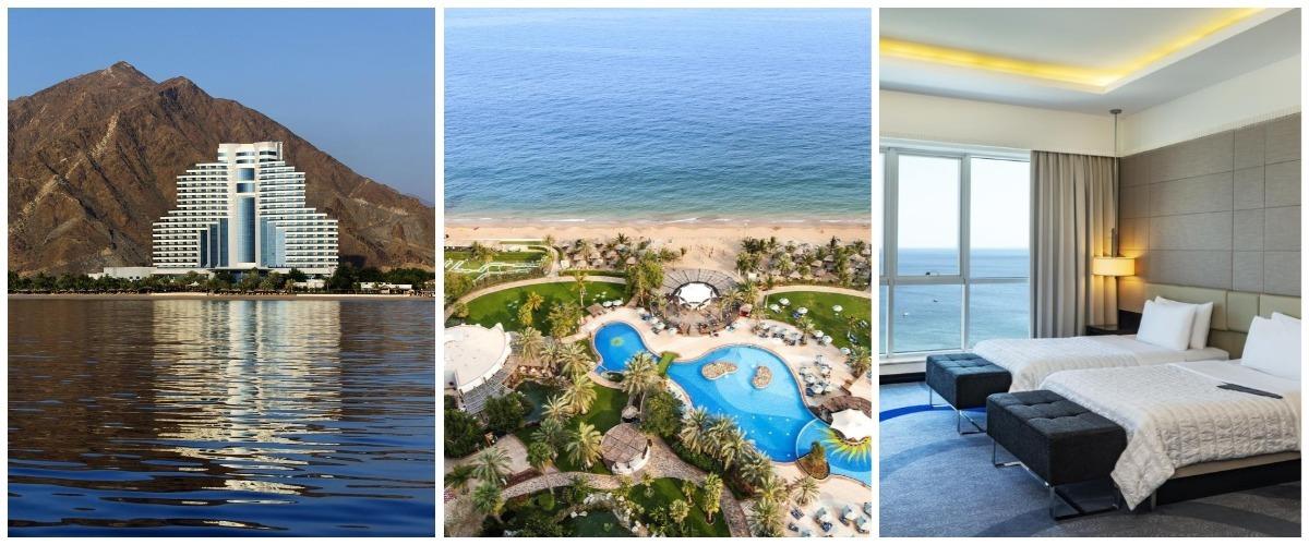 Le Meridien Al Aqah Beach Resort 5*