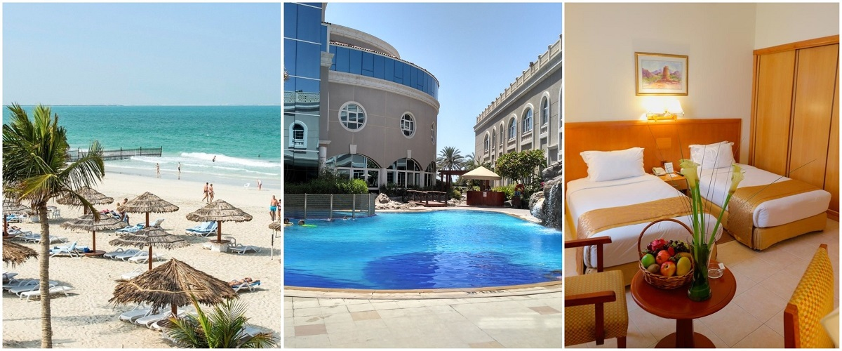 SharjahPremiere Hotel Resort 3*
