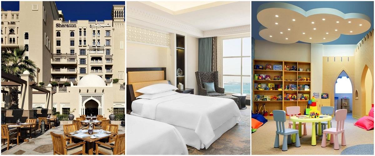 Sheraton Sharjah Beach Resort 5*