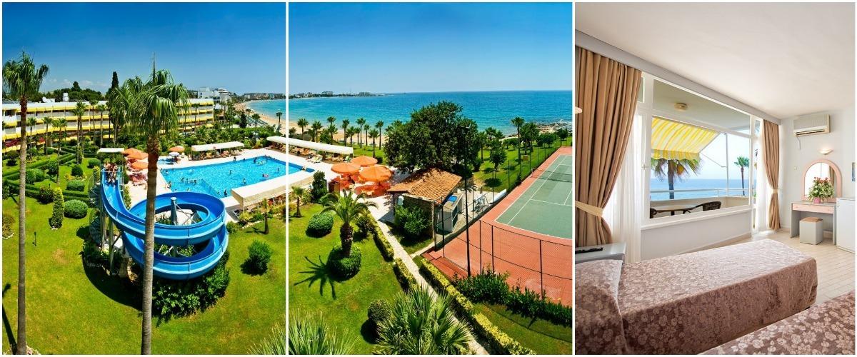 Yalihan Aspendos Hotel 3*