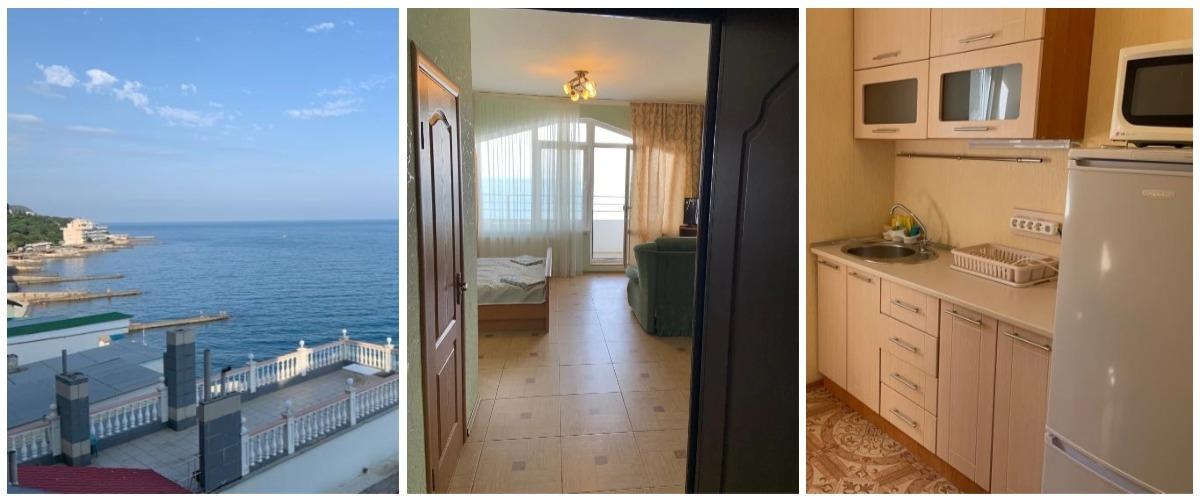 Апартаменты «Море»