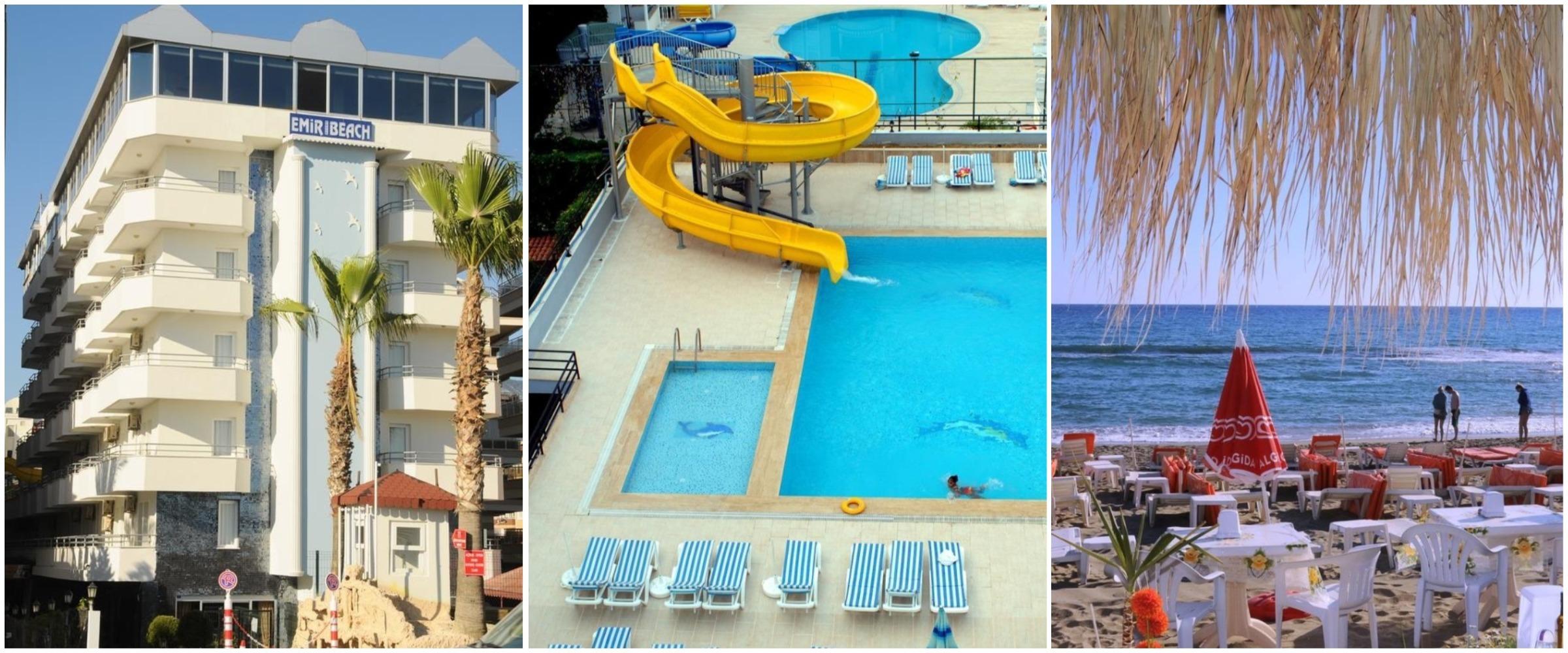Emir Fosse Beach 3*