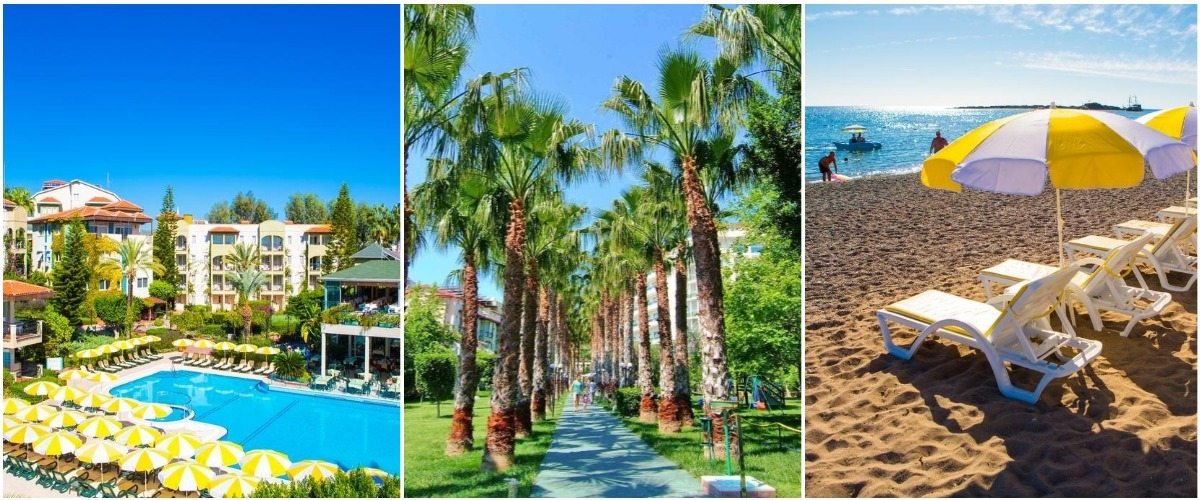 Gardenia Beach 4*