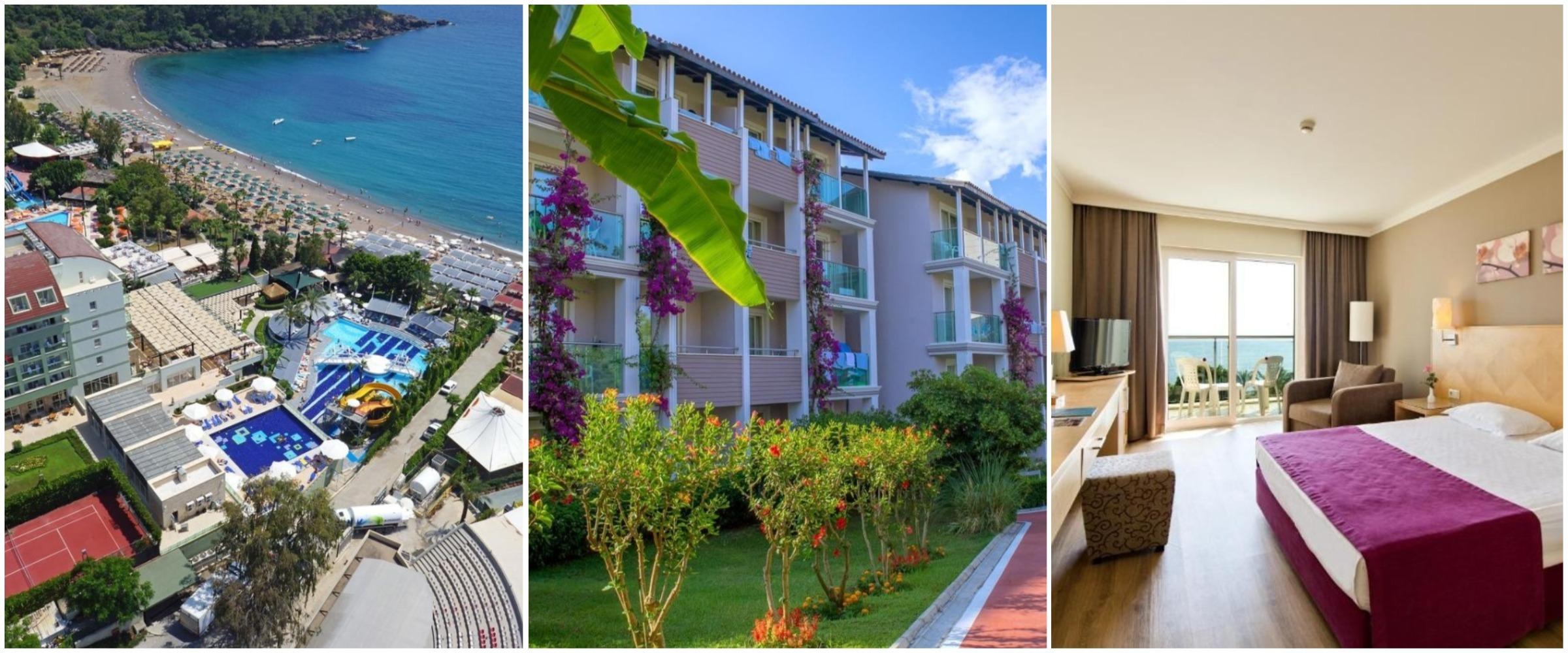 Sealife Buket Resort & Beach Hotel 5*