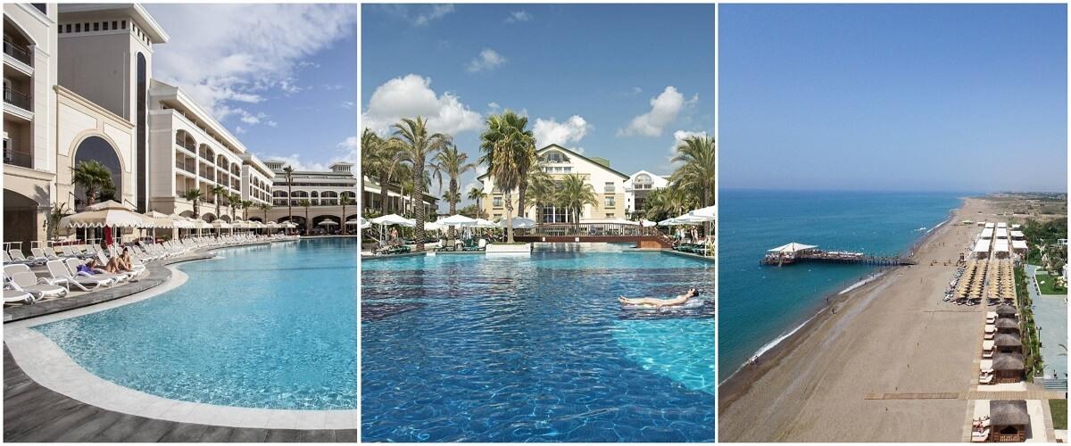 Alva Donna Exclusive Hotel Belek 5*