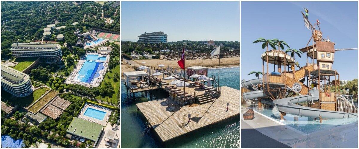 Voyage Belek Golf & Spa 5*