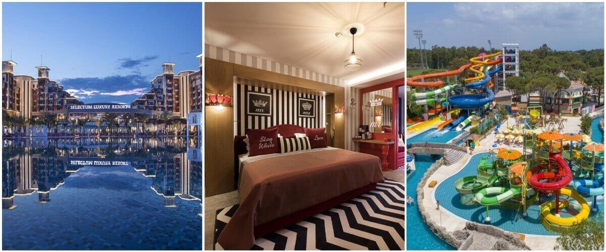 Selectum Luxury Resort Belek 5*