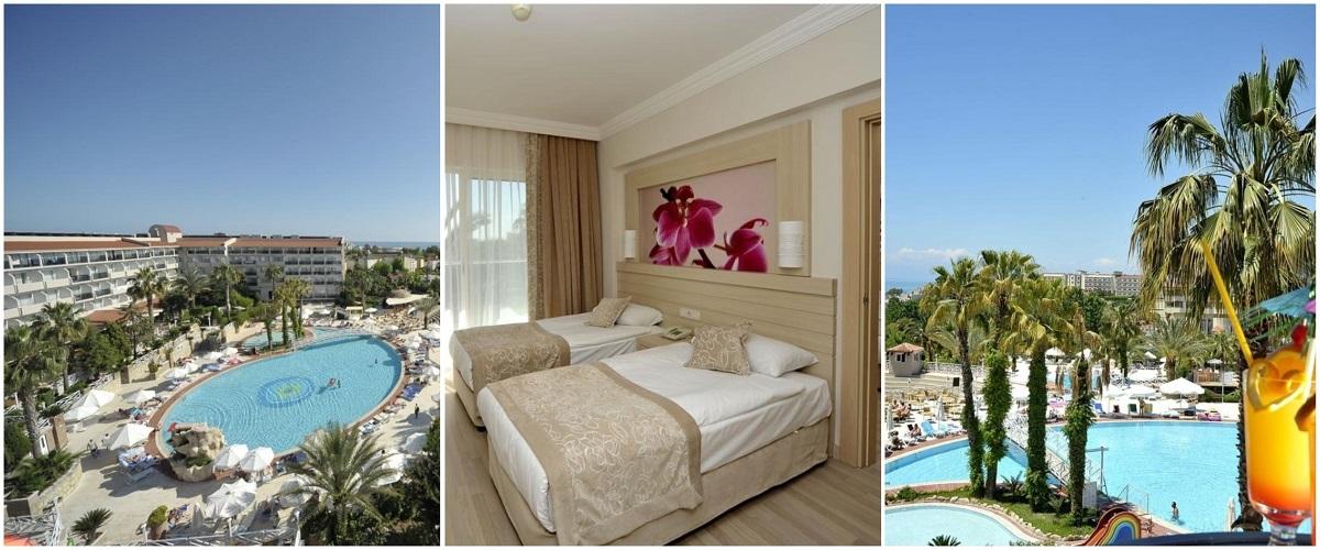 Corolla Hotel Side 4*