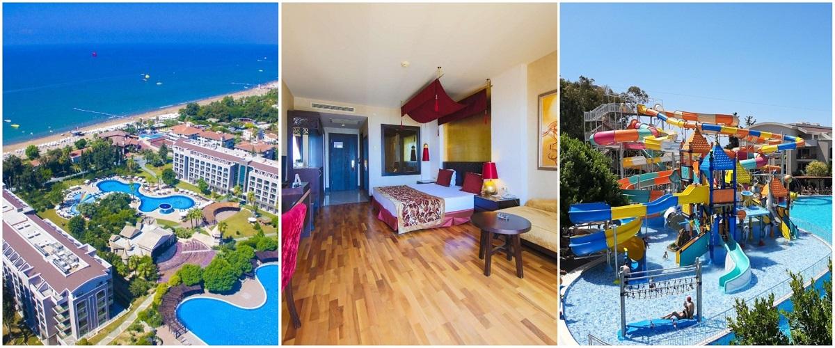 Horus Paradise Luxury Resort 5*