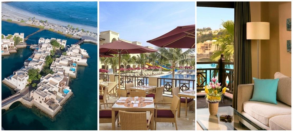 The Cove Rotana Resort 5*