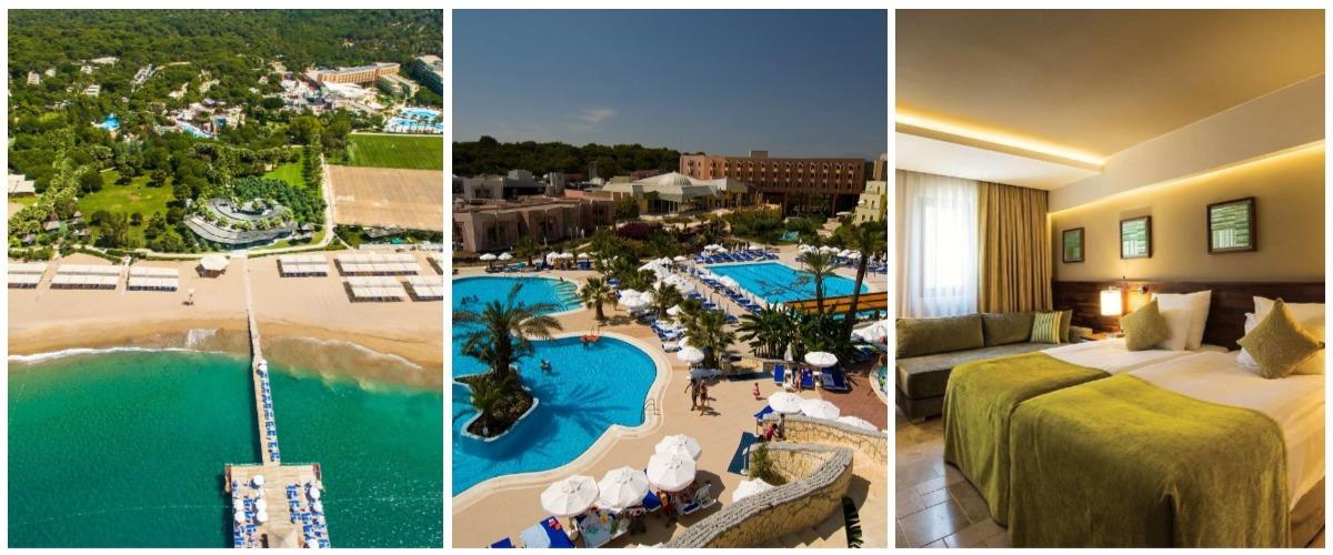 Blue Waters Club & Resort 5*